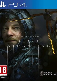 Death Stranding (2019) plakat