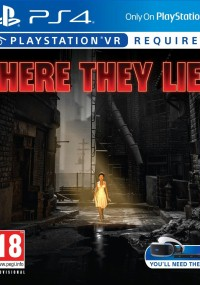 Here They Lie (2016) plakat