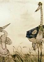 Czapla i żuraw