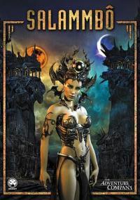 Salammbô (2003) plakat