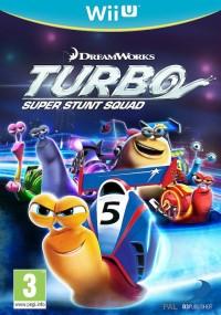 Turbo: Super Stunt Squad (2013) plakat