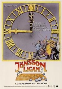 Gang Jönssona i gorączka złota (1984) plakat