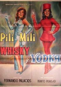Whisky y vodka (1965) plakat