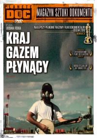 Kraj gazem płynący (2010) plakat