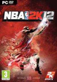 NBA 2K12 (2011) plakat