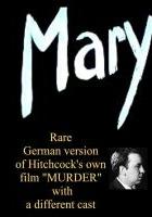 plakat - Mary (1931)