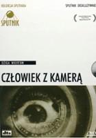 plakat - Człowiek z kamerą filmową (1929)