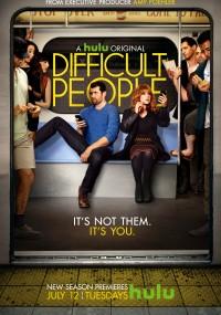 Difficult People (2015) plakat