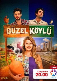 Güzel Köylü (2014) plakat