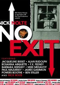 Nick Nolte: No Exit (2008) plakat