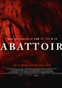 Abattoir (2016) plakat