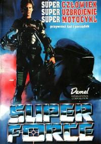 Super Force (1990) plakat