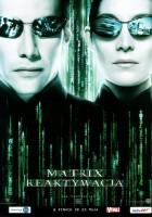 plakat - Matrix Reaktywacja (2003)