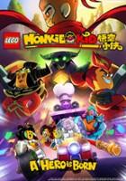 plakat - LEGO Monkie Kid (2020)