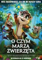 plakat - O czym marzą zwierzęta (2020)