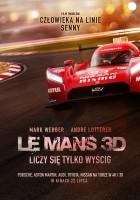 plakat - Le Mans 3D (2016)