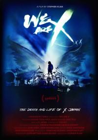 We Are X (2016) plakat