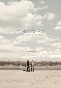 Minimalism: A Documentary About the Important Things (2015) plakat