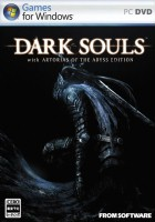 plakat - Dark Souls: Artorias of the Abyss (2012)
