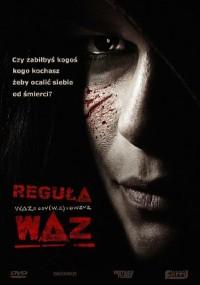 Reguła - WΔZ (2007) plakat