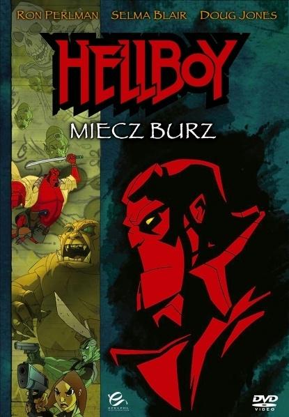 Hellboy - Miecz Burz