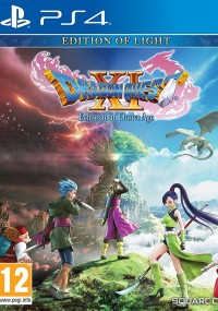 Dragon Quest XI: Echoes of an Elusive Age (2017) plakat