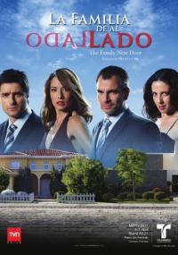 La Familia de al lado (2010) plakat