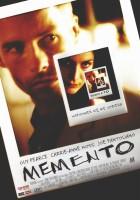 plakat - Memento (2000)