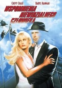 Wspomnienia niewidzialnego człowieka (1992) plakat