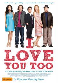 I Love You Too (2010) plakat