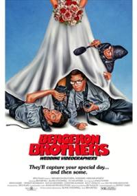 Bergeron Brothers: Wedding Videographers (2021) plakat