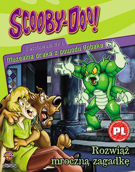 Scooby Doo Muzealna Draka Z Powodu Robaka Gra Wideo 2003 Filmweb