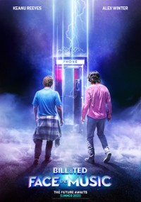 Bill & Ted Face the Music (2020) plakat