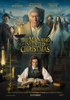 plakat - Człowiek, który wynalazł Boże Narodzenie (2017)