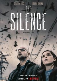 Cisza (2019) plakat