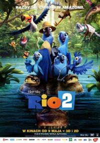 Rio 2 (2014) plakat
