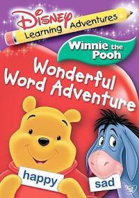 Winnie the Pooh: Wonderful Word Adventure (2006) plakat