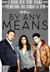 By Any Means (2013) plakat