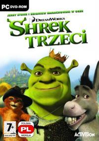 Shrek Trzeci (2007) plakat
