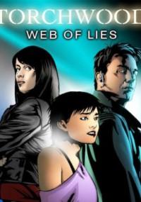 Torchwood: Web of Lies (2011) plakat