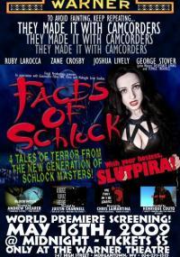 Faces of Schlock (2005) plakat
