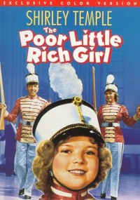 Mała biedna dziewczynka (1936) plakat