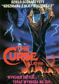 Klątwa (1987) plakat