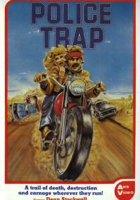 Policyjna pułapka (1972) plakat