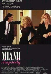 Rapsodia Miami (1995) plakat