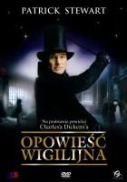 plakat - Opowieść wigilijna (1999)