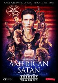 Amerykański szatan (2017) plakat