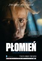 plakat - Płomień (2014)