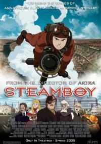 Steamboy (2004) plakat