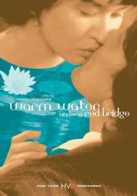 Ciepła woda pod Czerwonym Mostem (2001) plakat